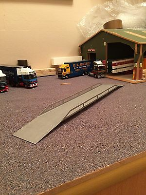 Model Weigh bridge 1:50 Scale Truck Diorama