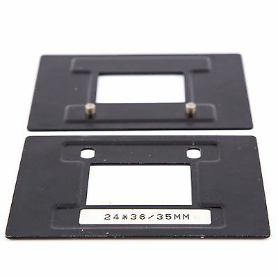 LPL 35mm inserts for 'U' universal negative carrier for 7700 and 6700 enlargers