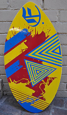 Woodie Wooden Skimboard Small 37'x19""