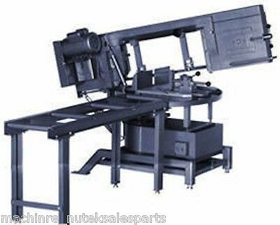 "NEW ELLIS MODEL 3000 MITRE BANDSAW / BAND SAW - 13 1/2 "" Round at 90°"