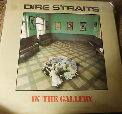 Dire Straits Live 1978/79 Concert In The Gallery 2 Lps
