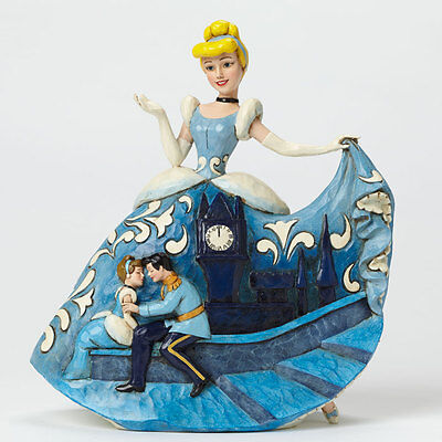 Disney Traditions*65th ANNIV. CINDERELLA*Fairytale Ending*NEW*Jim Shore*4043645