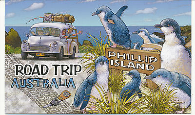 Australian Stamps: 2012 Road Trip Australia- Post Office Pack
