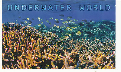 Australian Stamps: 2012 Underwater World Post Office Pack