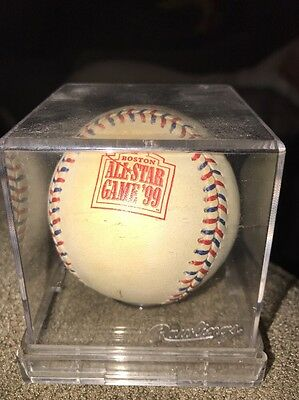 1999 Rawlings Official All-Star Game Baseball Ball BOSTON RED SOX