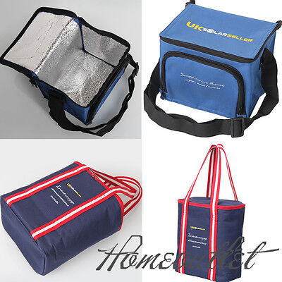 6L/8L Coor Cool Bag Box Picnic Camping Food Drink Lunch Festival Ice DM