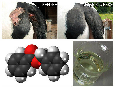 Benzyl Benzoate - Sweet Itch, Mud Fever, Rain Scald Treatment, ultra grade