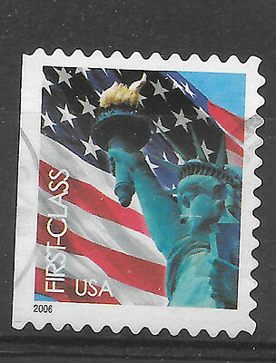 USA 2006 stamp for sale - used - flag shown - First Class - see scan