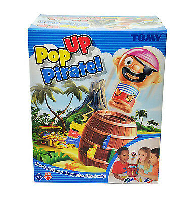 Tomy Pop Up Pirate Classic Kids Game