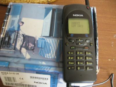 Nokia 5110 Mobile Phone Plus Job Lot Of Phones Chargers , Cables
