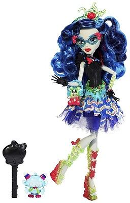 Monster High Sweet Screams Ghoulia Yelps Doll