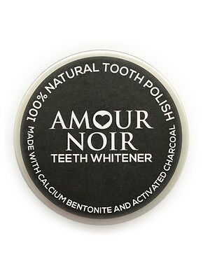 Amour Noir Tooth Polish