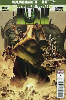 What If World War Hulk (2009) #1 FN