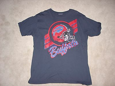 Junk Food The Buffalo Bills NFL Retro Style Shirt, Size Large, New Without Tags
