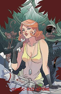 Dc Comics Bombshells #21 (2017) 1St Printing Bagged & Boarded