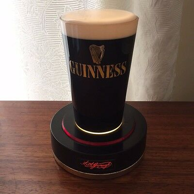 Guinness Bar Top Pump Font - Including Bulb - Tested Working