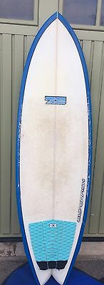 7S Superfish Surfboard 5'9 Like New Used 4 Times