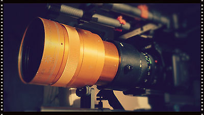 Anamorphot Anamorphic - Isco 70mm HD Ultra Star #3 - Excellent  - Extreme Sharp