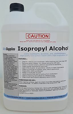 5L 100% Pure Isopropyl Alcohol Isopropanol Ipa Pcb Cleaner Isopro