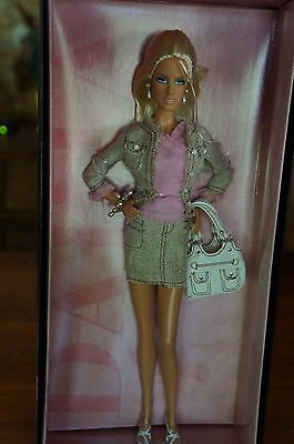 Barbie Gold Label Daria Model Of The Moment NRFB