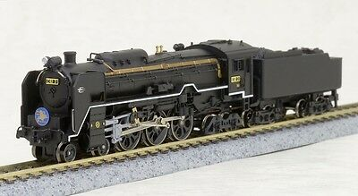 Microace a9810 JNR Steam Locomotive c62, n scale, ships from the USA