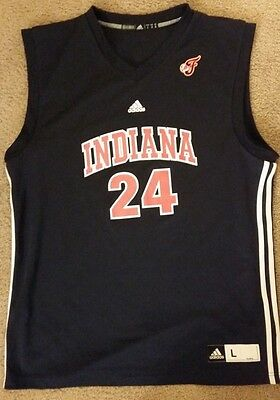 Adidas WNBA Indiana Fever Tamika Catchings Jersey Adult Large L