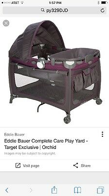 Eddie Bauer Deluxe Complete Care Play Yard