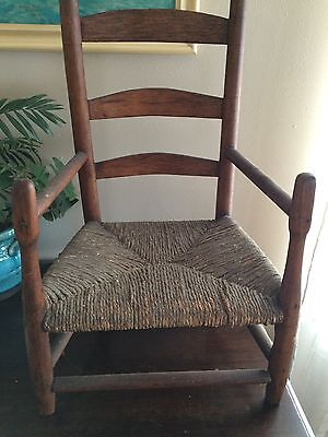 Early Antique Child's Chair
