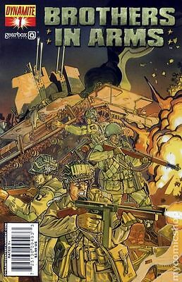 Brothers in Arms (2008) #1A VF