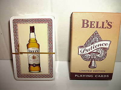 Bells Whisky - Limited Edition Playing Cards (Sealed) Great Stocking Filler!