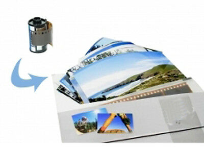 """35mm FILM DEVELOPING and PRINTING Service  - Negatives and 6x4"""" Photo Prints"""