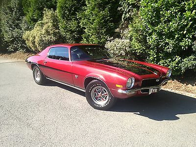 1970 Chevrolet Camaro SS 350 5.7 V8 Manual, PX Or Swap WHY