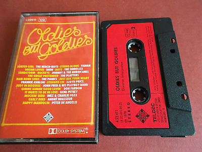 Oldies But Goldies: Musikkassette (Audio Tape): 1978: Telefunken