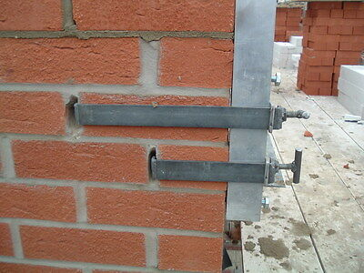 bricklayers profile clamps