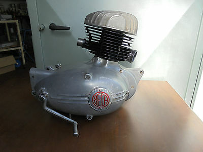 MOTO BETA 160 - Motore completo - Engine - Classic Motorcycle