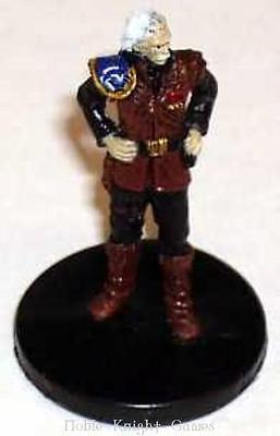 WOTC Star Wars Minis Force Unleashed Garm Bel Iblis SW