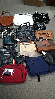 Lot of 17 Assorted BAGS NEW