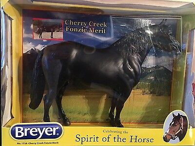Breyer Cherry Creek Fonzie Merit- Traditional Scale - New in Box