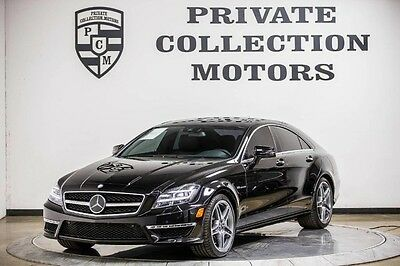 2012 Mercedes-Benz CLS-Class  2012 Mercedes Benz CLS63 AMG Loaded 1 Owner Clean Carfax Pristine