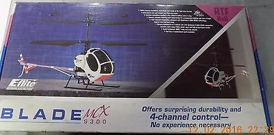 Eflite Blade MCX S 300 Helicopter