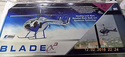 Eflite Blade CX3 Helicopter
