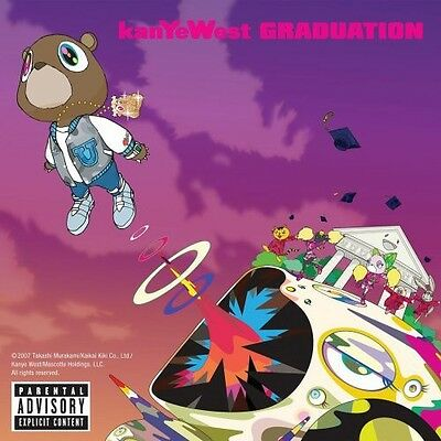 Kanye West - Graduation [New CD] Explicit
