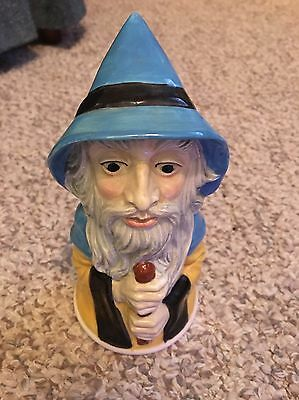 VTG Toby Bell Gandalf Lord Of The Rings Antique Bell - 1983 - Royal Cornwall