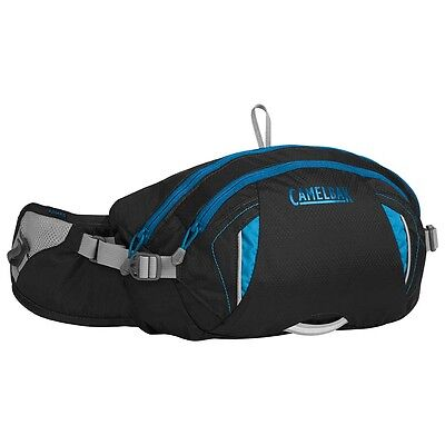 Camelbak Flashflo Lr 3.5 Liters Black / Atomic Blue Riñoneras