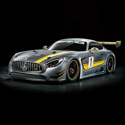 Tamiya 1:10 Mercedes-AMG GT3 190mm Touring RC Cars On Road Body Parts Set #51590