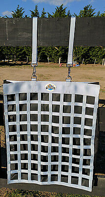 Extra Large, Horse Slow Feeder Hay Bag, For Stable, Horse Float, Fence Feeding