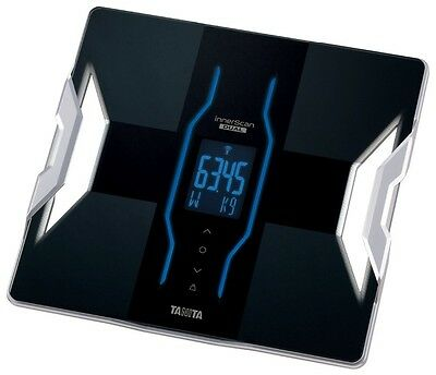 TANITA Body Weight Composition Management Monitor Scale RD-901-BK iPhone APP