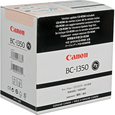 Canon BC-1350 Print Head for imagePROGRAF W6400/8400 #0586B001 Sealed NEW