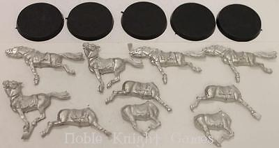GW LotR Mini Loose Horse Collection #1 NM