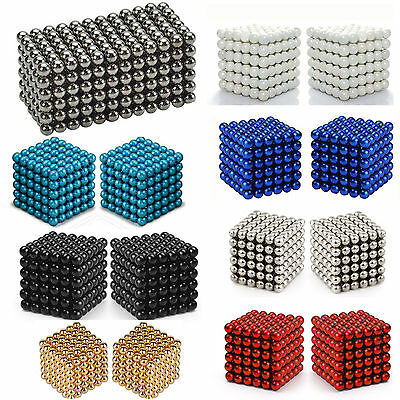 216 432Pcs 3mm 5mm Mini Magnetic Ball Puzzle NdFeB Novelty Toy DIY INDUSTRY